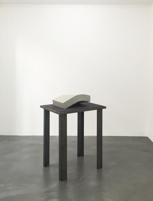 , 'Twisted Stone,' 2016, Galerie Jocelyn Wolff