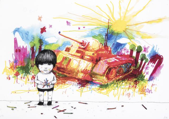 dran, 'Le Char', 2009, Tate Ward Auctions