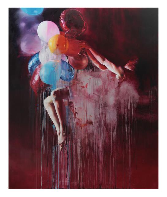, 'Something Shiny Slips Away,' 2014, Lazarides