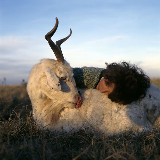 , 'Belinda with Rosita, Buenos Aires, Argentina,' 1998, Magnum Photos