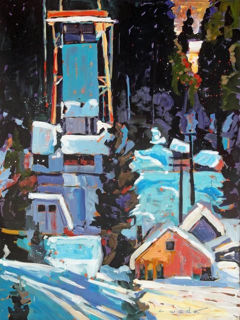 , 'Mine Window,' 2016, J GO Gallery