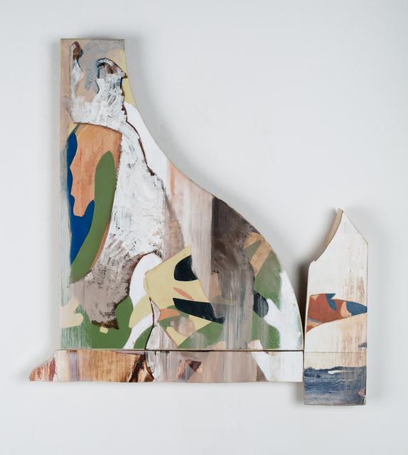 , 'Breaker,' 2015, Joanna Bryant & Julian Page