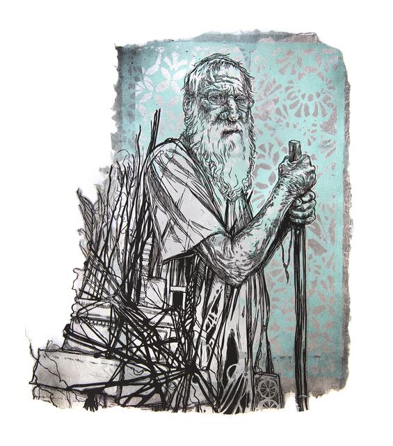 , 'Milton II (Diogenes) ,' 2018, McCaig-Welles