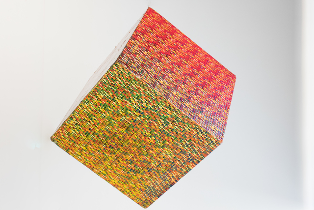 , 'Cube,' 1971, RCM Galerie