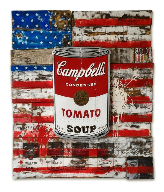, 'Campbell's Soup,' 2015, Eden Fine Art