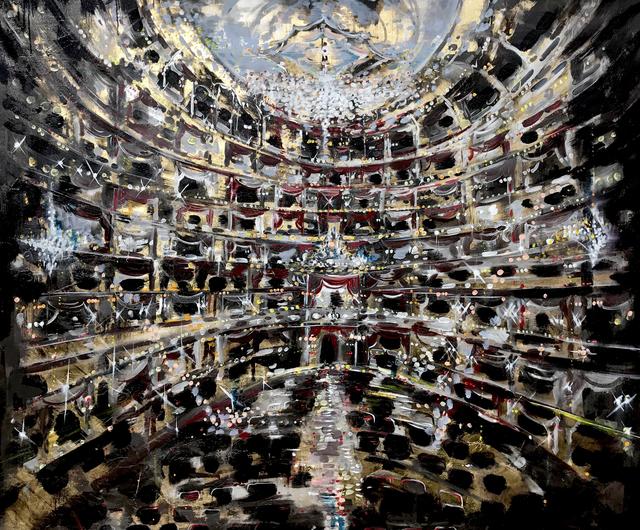 Fabio Bianco, 'Teatro Black', 2017, Bugno Art Gallery