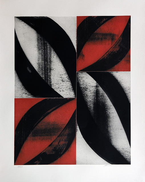 , 'Arcs II,' 2016, Meyerovich Gallery