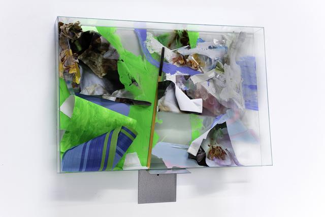 , 'THRONG,' 2017, Luis De Jesus Los Angeles