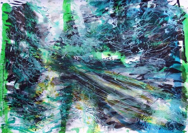 , 'Irișoara Creek,' 2017, Artfooly