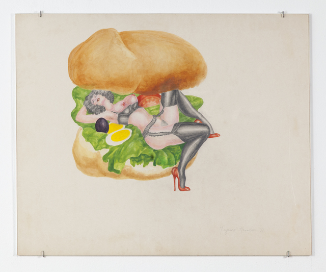 , 'Good Enough to Eat,' 1971, Ronald Feldman Gallery