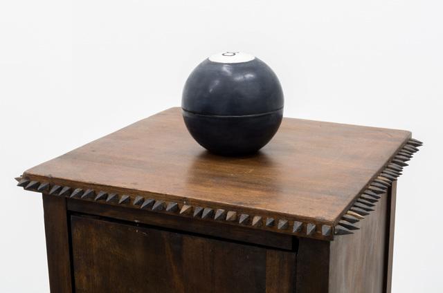 Jackie Mock, 'Ask Me Anything (William James Sidis)', 2019, PROTO Gallery