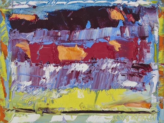 William Ronald, 'Playmate', 1981, Painting, Acrylic on canvas, Waddington's