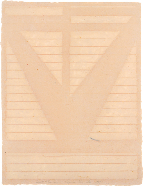 , 'Visual Theorem 15,,' , Hales Gallery