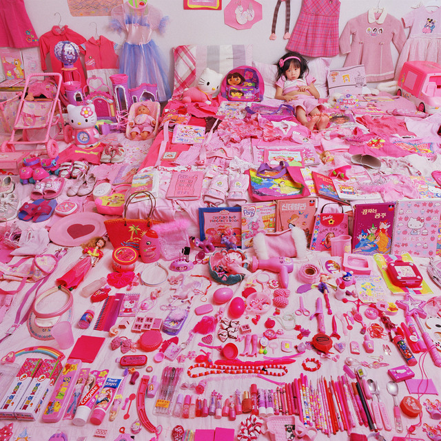 , 'SeoWoo and Her Pink Things,' 2006, Rosier Gallery