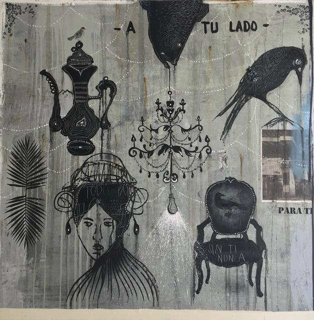 , 'A tu lado,' 2017, Nuun Espacio de Arte