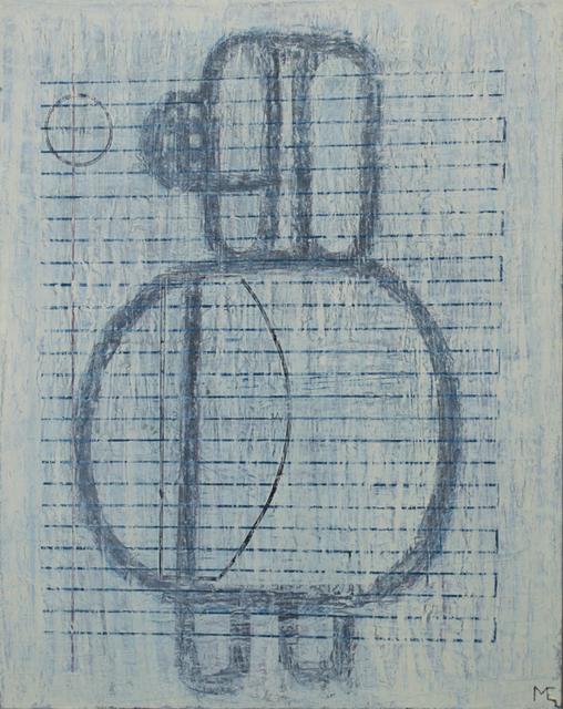 , 'Perro para iluminar de la serie la Libreta escolar II ,' 2016, Lux Perpetua Art Centre