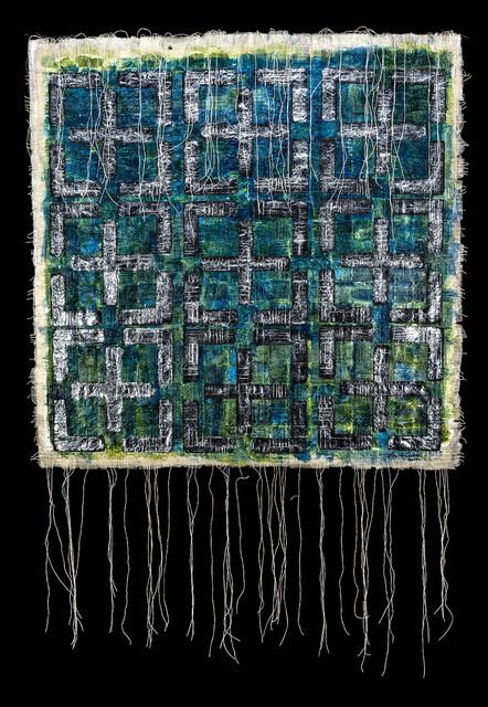 , 'Nébula 8 ,' 2015, La Patinoire Royale / Galerie Valerie Bach