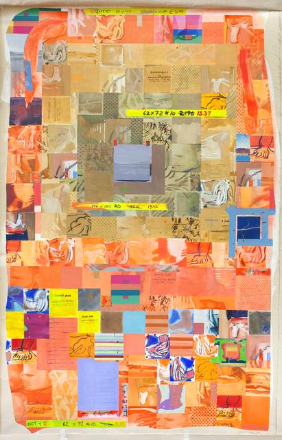 , 'handsjockjudd,' 2014, Federico Luger (FL GALLERY)