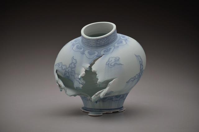 , 'Jar with Phoenix ,' 2015, Duane Reed Gallery