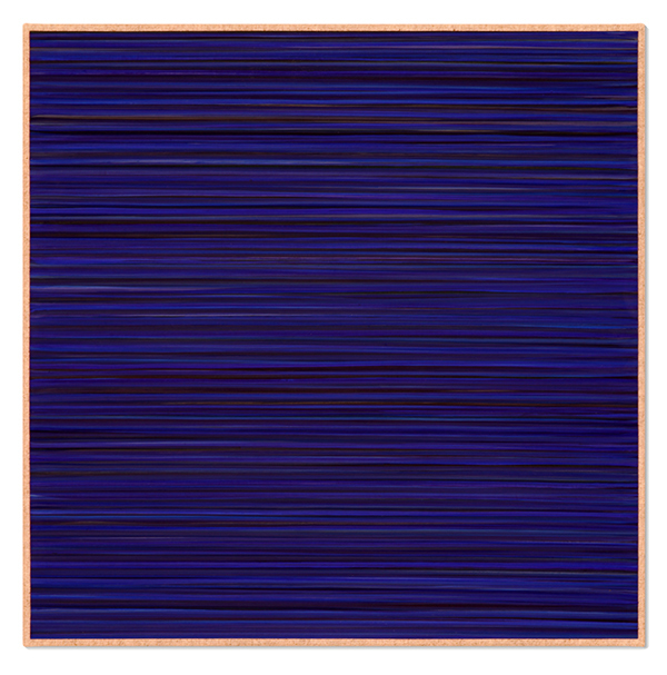 , 'Untitled 1301 (cobalt),' 2013, Renate Bender