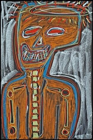 , 'Skullyman,' 2007, 55Bellechasse