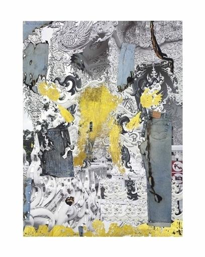 Korakrit Arunanondchai, 'Untitled #8', Christie's