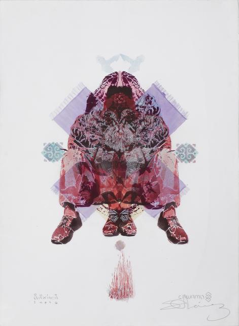 , 'Tonal Nahual,' 2016, Sin Título Gallery