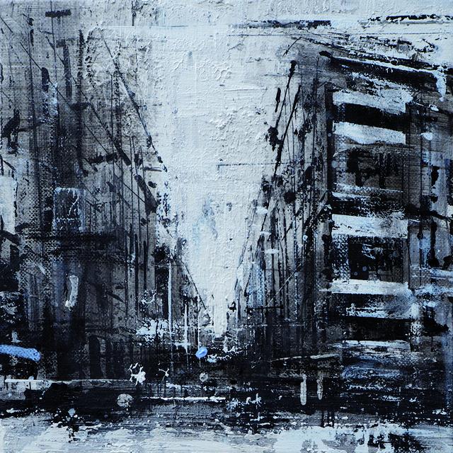 , 'Cielo di gesso,' 2016, Galleria Punto Sull'Arte