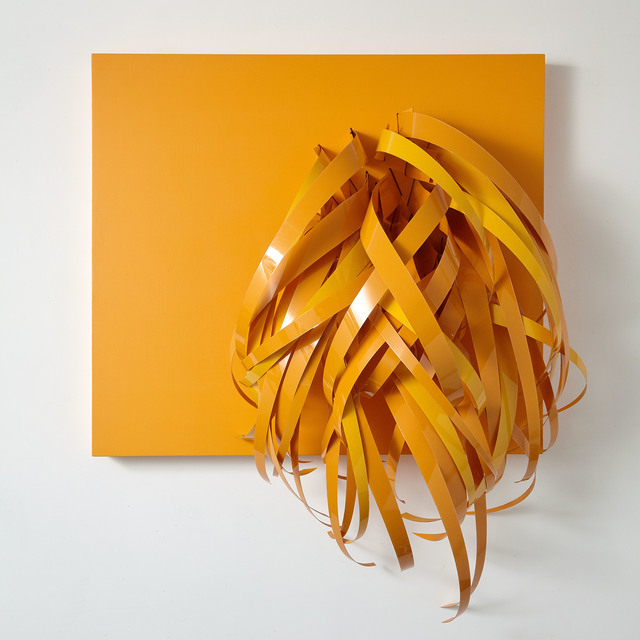 , 'Fonte Gialla,' 2018, Galleria Anna Marra