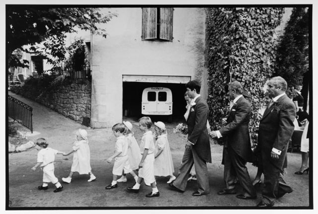 Leonard Freed, 'Wedding Procession, South of France', 1981, Gallery 270