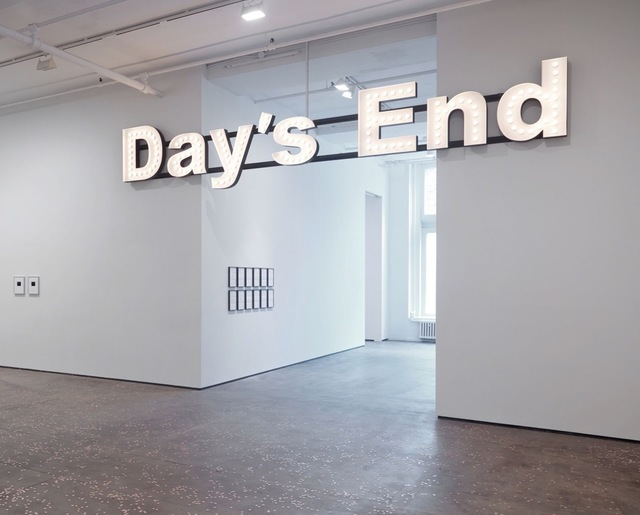 , 'Day's End,' 2013, Sean Kelly Gallery