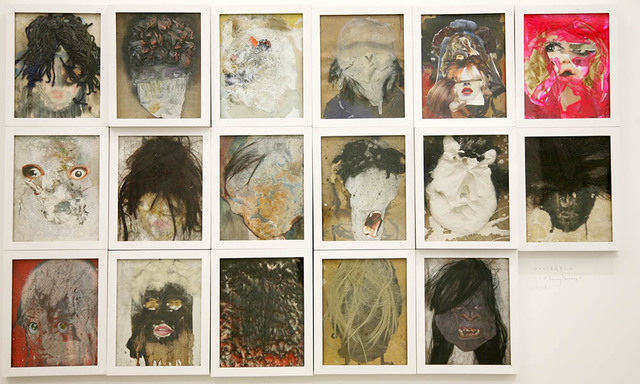 , 'Portraits of 17 Teenagers,' 2009, Mind Set Art Center