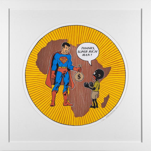 , 'Super Rich Man,' 2011, SMAC