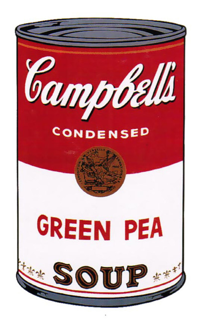 Andy Warhol, 'Campbell's Soup I (Green Pea)', 1968, Collectors Contemporary