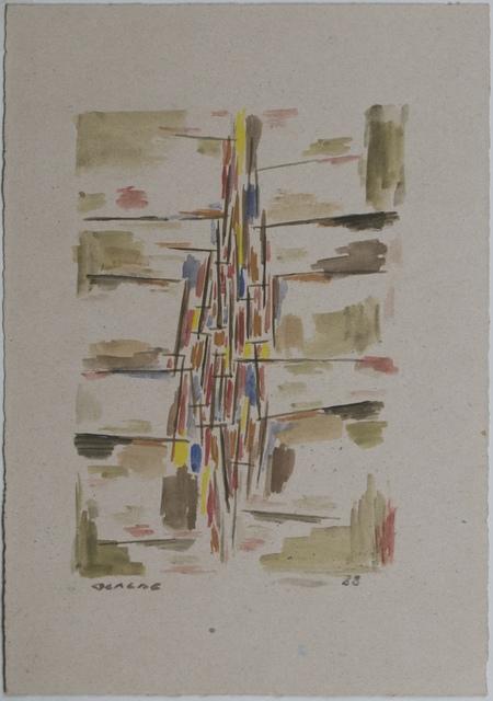 Gastón Olalde, 'Untitled', 1988, Galería de las Misiones