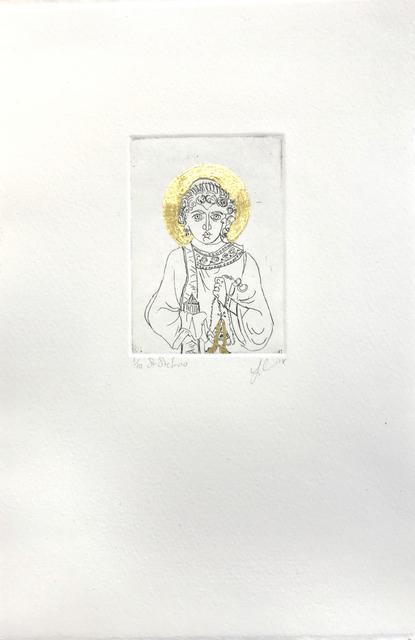 Soula Mantalvanos, 'Saint Stefano', 2018, Queenscliff Gallery & Workshop