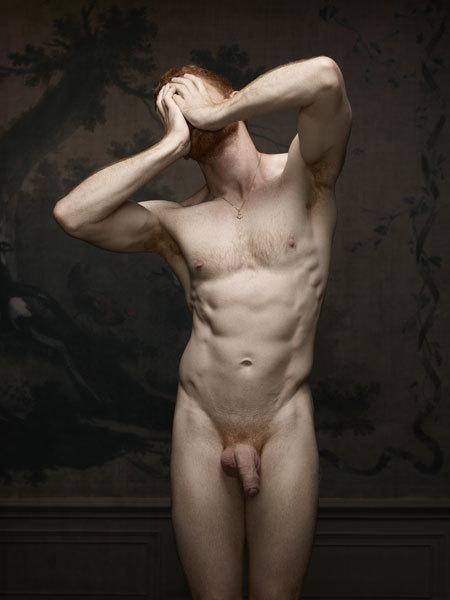 , 'Male Nude Nº5. Skin Deep Small.,' 2015, Espacio Mínimo