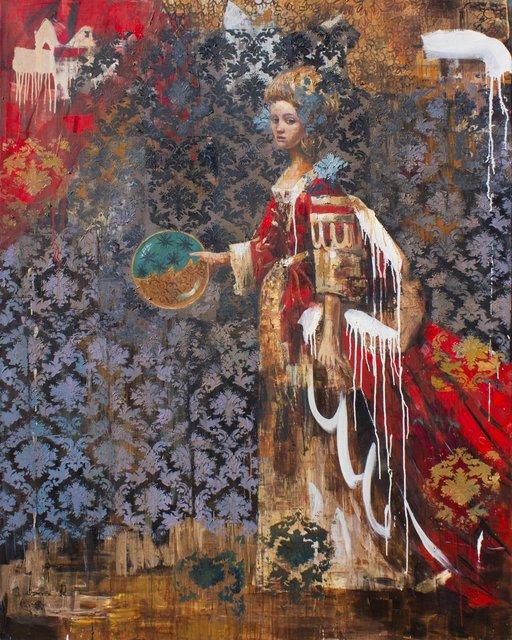 , 'Queen's Great Treasure,' 2015, HOHMANN