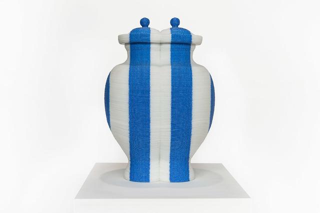 , 'back to the future / redwhiteblue vase 4,' 2006, Blindspot Gallery
