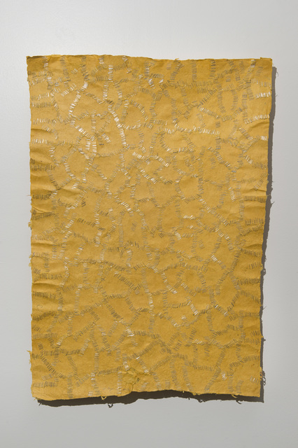 , 'Yellow Composition,' 2003, Resource Art