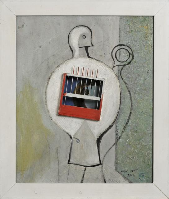, 'La colombe avait raison ,' 1926, Galerie Natalie Seroussi