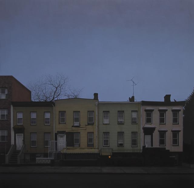 , 'A Little Street,' 2016, Muriel Guépin Gallery