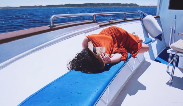 , 'Woman In a Boat,' , Plus One Gallery