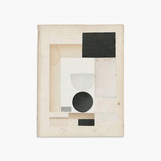, 'Small study, I,' 2018, Tappan