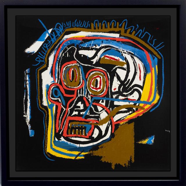 Jean-Michel Basquiat, 'Head', 1983, Print, Screenprint, Soho Contemporary Art