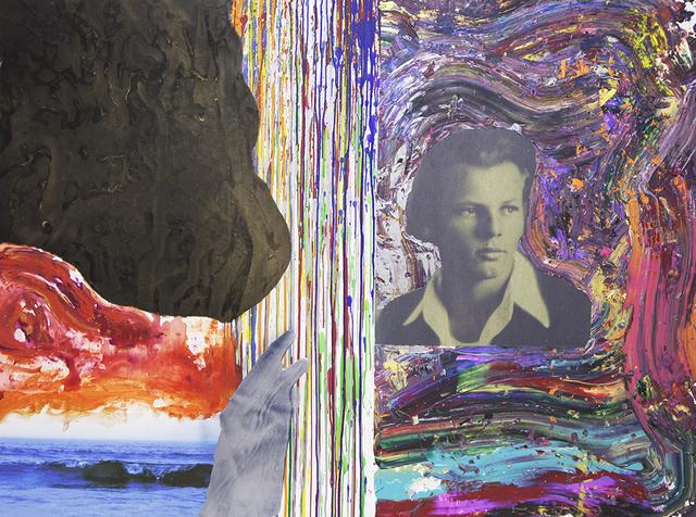 Bedri Baykam, 'Young Jackson Pollock', 2015, Piramid Sanat