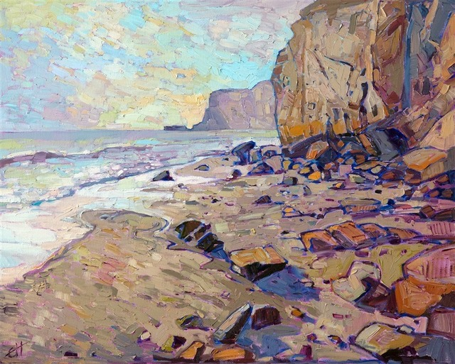 , 'Rocky Shores,' 2017, The Erin Hanson Gallery