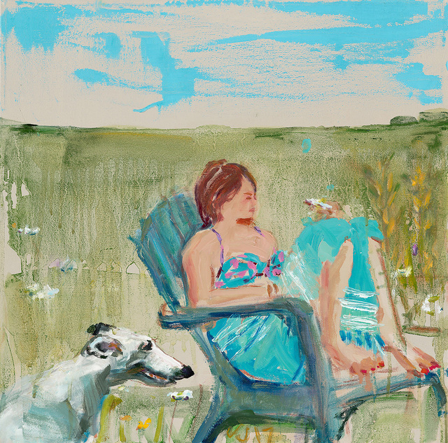 , 'Fern with Katie - Fergus,' 2018, parts gallery