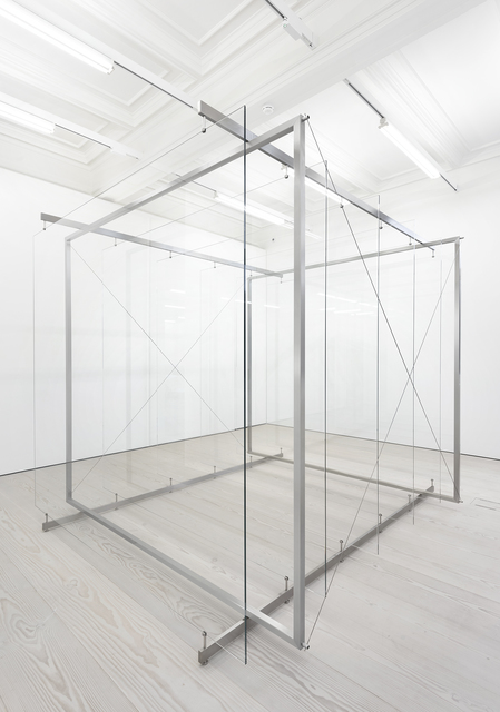 , '6 Panes of Glass in a Rack (6 Scheiben in einem Rack), 879-4,' 2002-2011, Marian Goodman Gallery