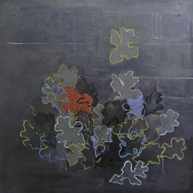 Carol Benson, 'Post Oak Series XI', 2016, Painting, Oil on steel, William Campbell Contemporary Art Inc